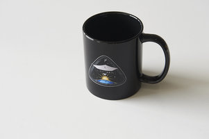 Bill Nye Light Sail mug