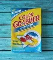 Carbona Color Grabber with Microfiber