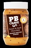 PB Crave Sweet and Dark Chocolate
