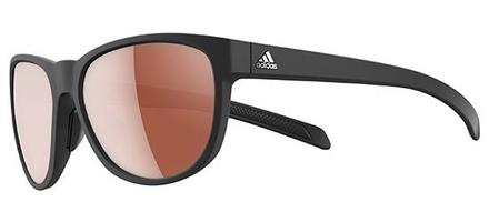 Adidas A425/00 6051 Black Wild Charge Square Sunglasses