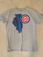 """Chicago Cubs """"Hit the Road"""" t-shirt"""