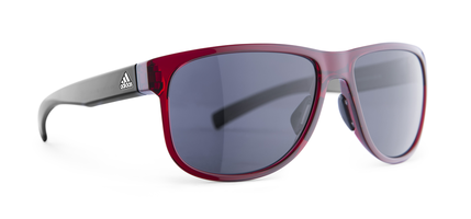 ADIDAS Sprung Sunglasses in RED SHINY/GREY