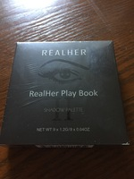 RealHer Playbook Eyeshadow Palette 2