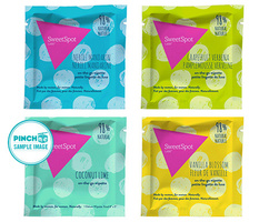SweetSpot Labs Trio of On-the-Go Wipettes