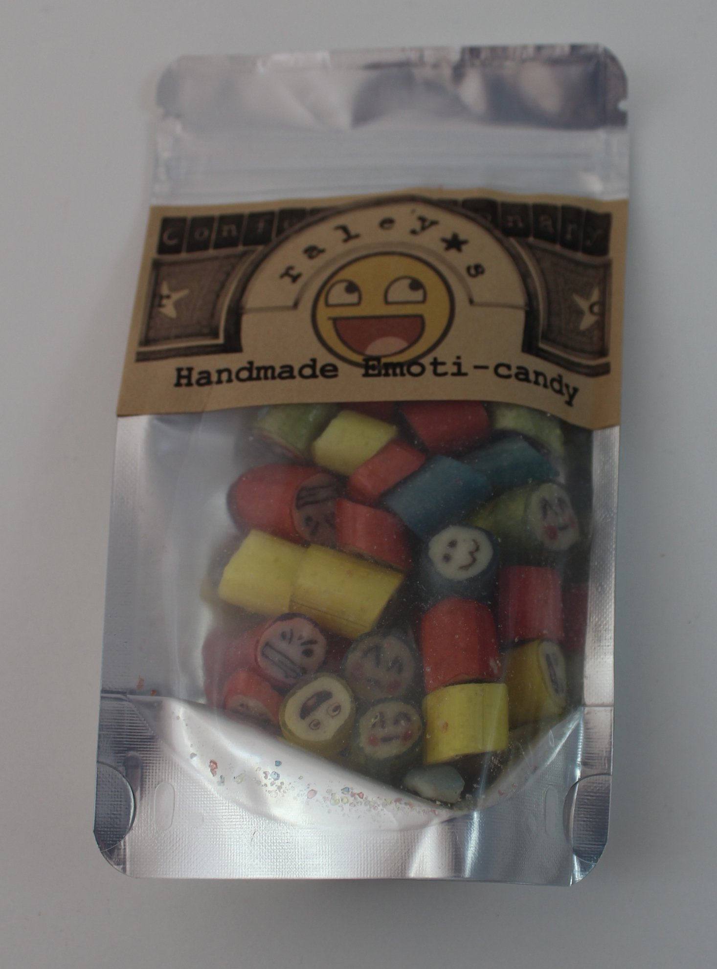 Raley's Handmade Emoti-Candy
