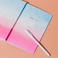 Denik Layflat Notebook (add on)