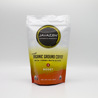 Javazen Boost : Coffee, Yerba Mate, Açai