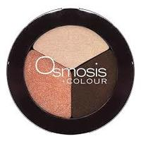 Osmosis Colour Eyeshadow Trio in Bronzed Cocoa