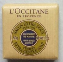 L'Occitane Verbena Pure Vegetable Soap Extra Gentle (1.7 oz)
