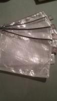 Studio Calico Zippered Plastic Craft Bags