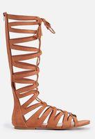 Brown Gladiator Sandal