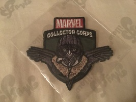 Collector Corp Vulture Patch