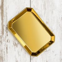 Odeme Gold Catchall Tray