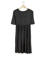 LITA Baby Doll Dress - Black - Size 1X
