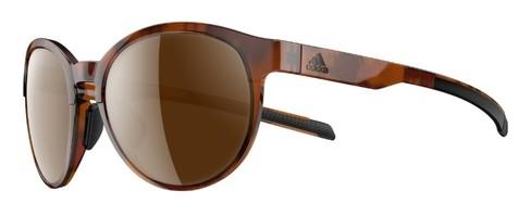 Adidas Beyonder Sunglasses- Red Havana/Grey