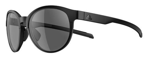 Adidas Beyonder Sunglasses- Black Matte/Grey