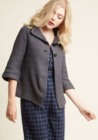 Corner Coffee Shop Cardigan, Stone, Plus Size