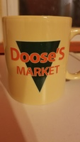 Doose's Market coffee mug
