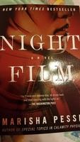 Night Film book