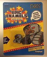 Epic Enamels Cybot