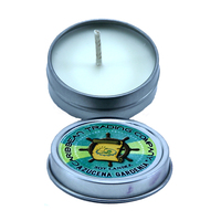 Caribbean Trading Azucena Gardenia Scented Soy Candle
