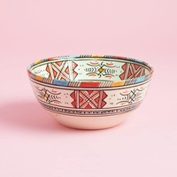 Ceramic Berber Bowl