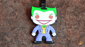 POP Joker luggage tag
