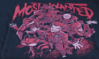 Most Wanted T-shirt