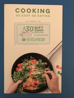 $30 Gift Card To Hello Fresh