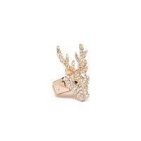 Deer Ring from Little Black Bag