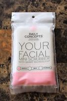 Daily Concepts Your Facial Mini Scrubber