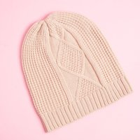 The Jetset Diaries Beanie in Pink