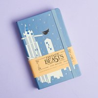Fantastic Beasts & Where to find them Notebook