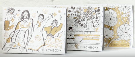 Birchbox September 2017 - Just the box!