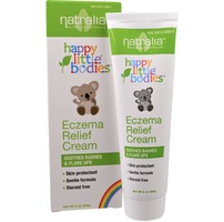 Natralia Happy Little Bodies Eczema Relief Cream