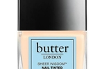 Butter London - Sheer Wisdom Nail Tinted Moisturizer in Fair