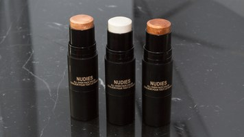 Nudestix Nudies All Over Face Color Highlighter in Illumi-Naughty