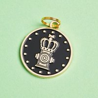 Loot pets Royal fire hydrant collar charm