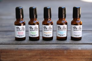 Mr. B's Necessities Aromatherapy Roll-Ons Set of 5