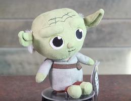 Yoda Plushie