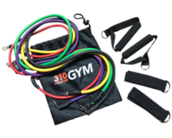 310 Gym Resistance Bands