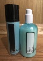 Whish Blue Agave Duo - Shave Cream/Bath & Body Gel