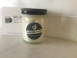Apple + Cardamon candle