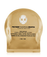 Peter Thomas Roth 24K Gold Hydra-Gel Eye Patches