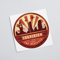 Londinium Sticker