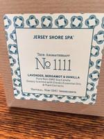 Jersey Shore No. 1111 Lavender Bergamot Vanilla candle