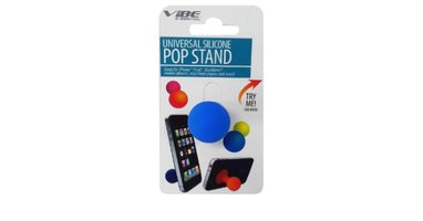 Vibe Universal Silicone Pop Stand