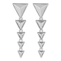 House of Harlow 1960 Meteora Earrings in Silver