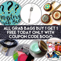 Mystery Jewelry Grab Bag