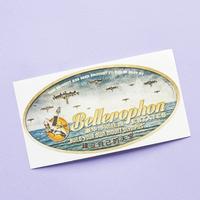 Firefly Bellerophon Travel Sticker